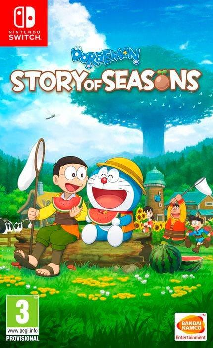 NSW - Doraemon Story of Seasons Box