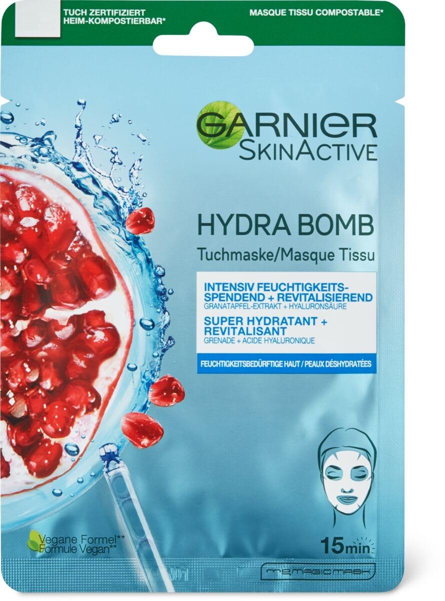 Garnier Hydra Bomb Sheet Mask Blue
