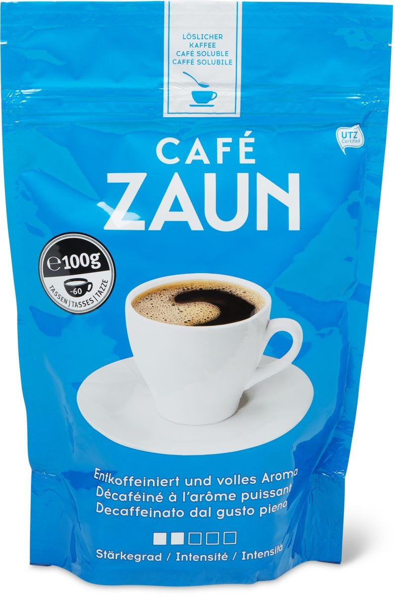 Noblesse Café Zaun Beutel 100g