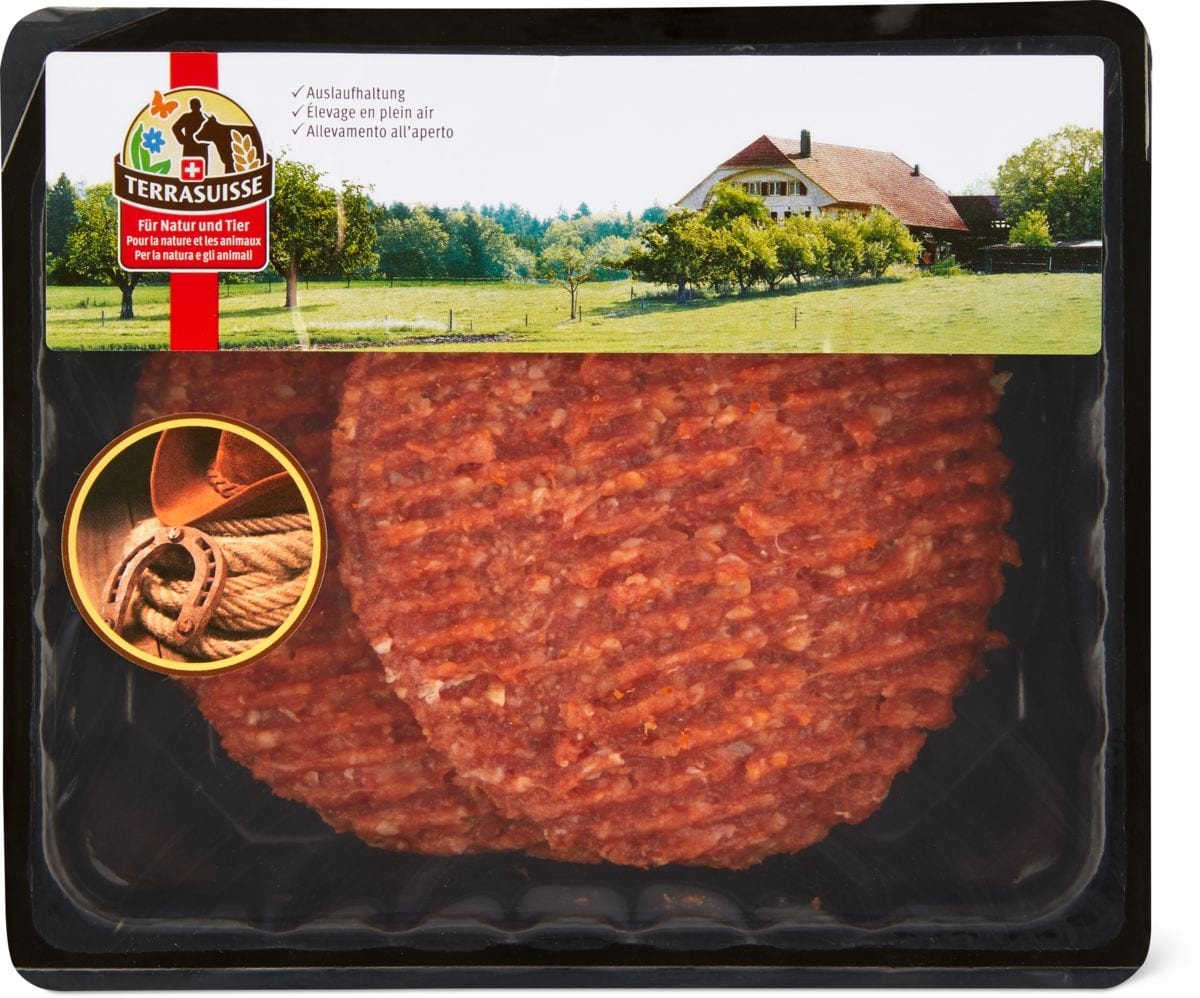 Hamburger Country Terrasuisse