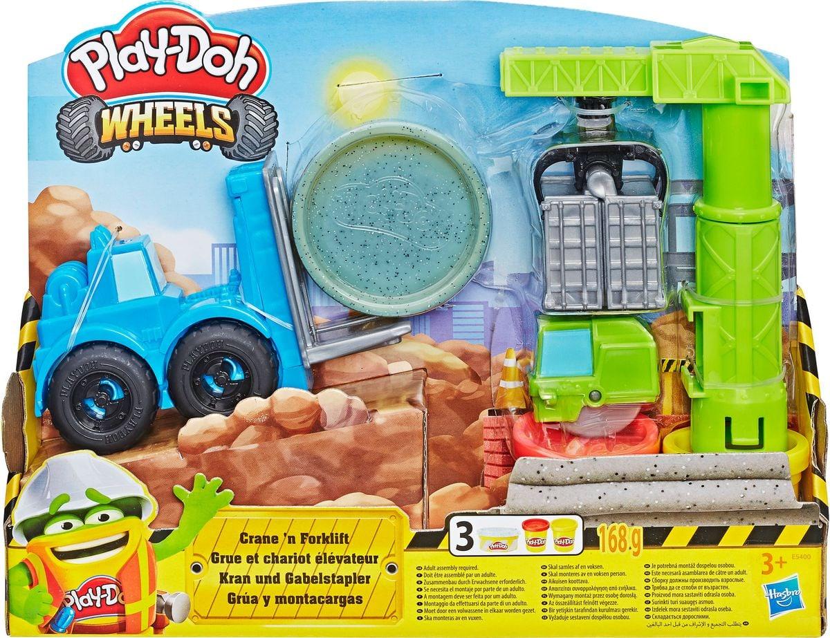 Play-Doh Kran