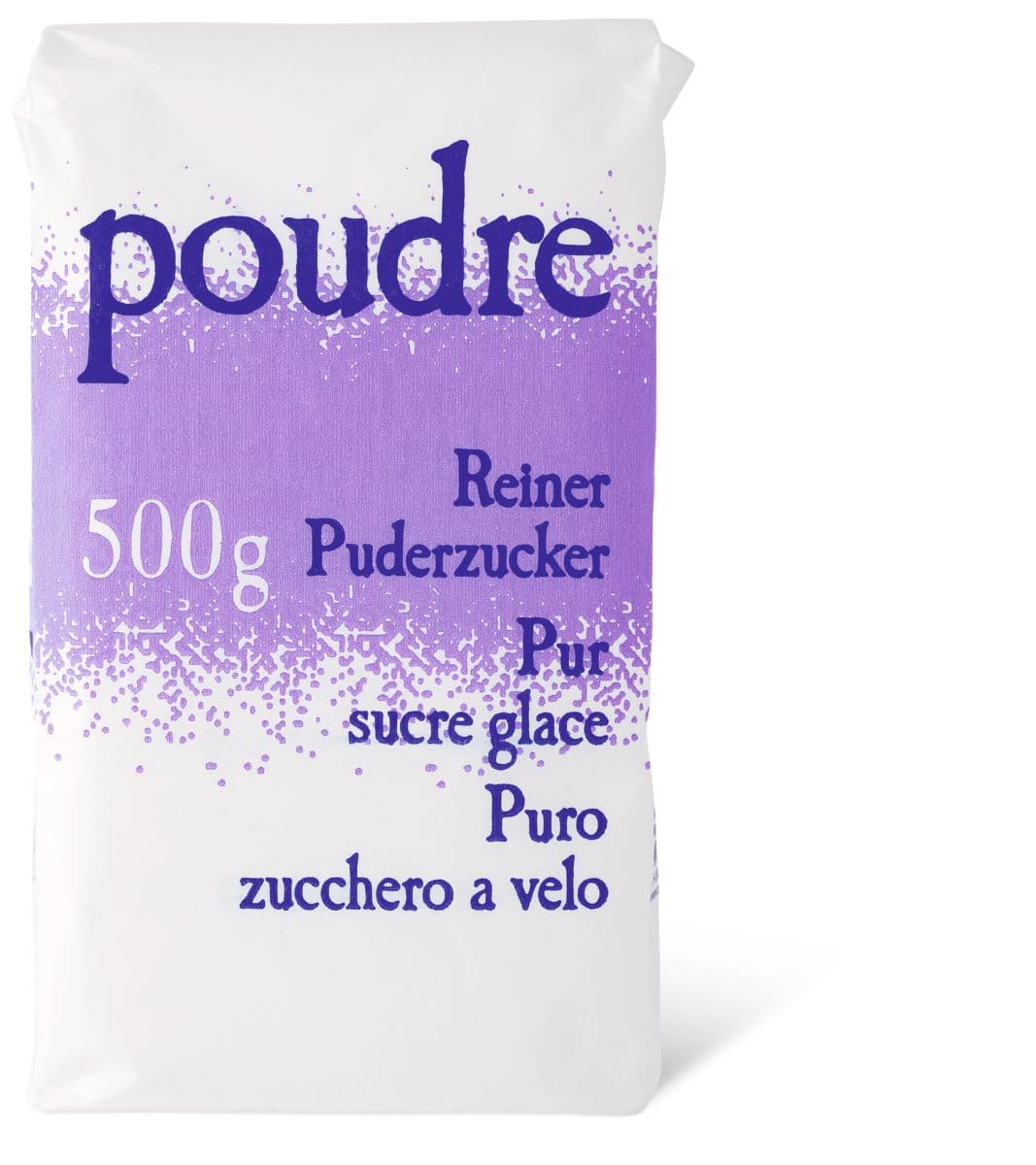 Pur sucre glace