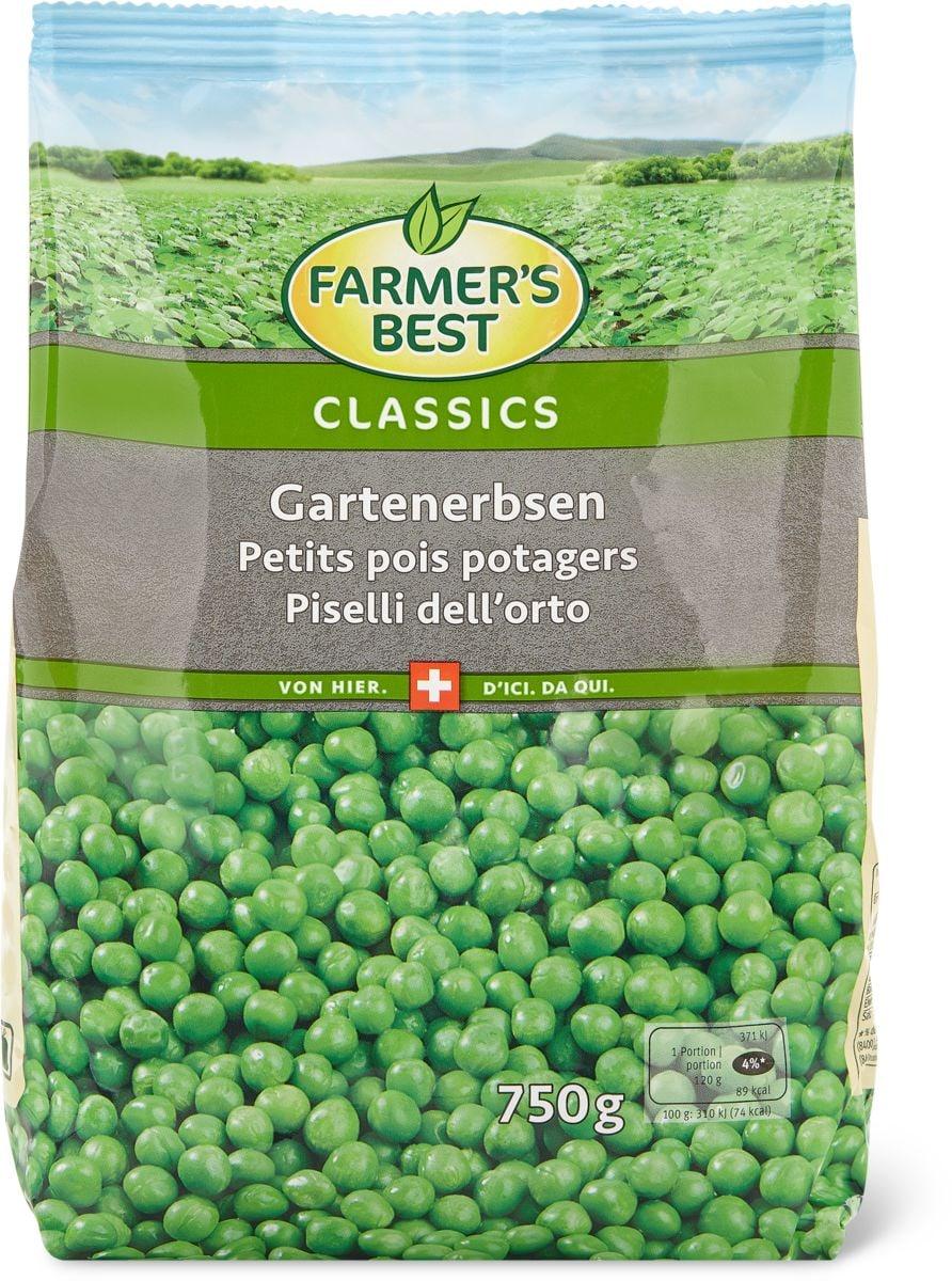 Farmer's Best Gartenerbsen
