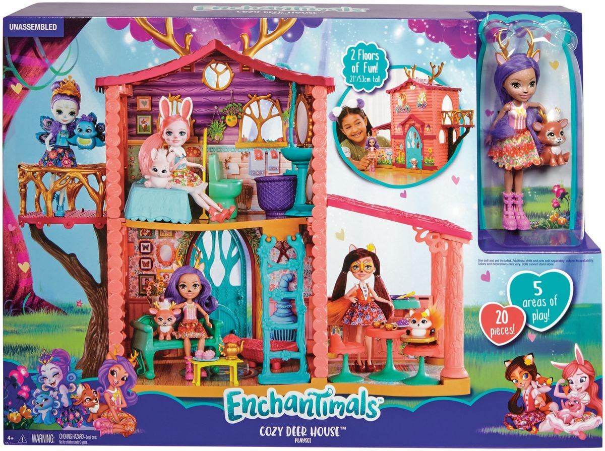 Enchantimals La Maison de Danessa Biche