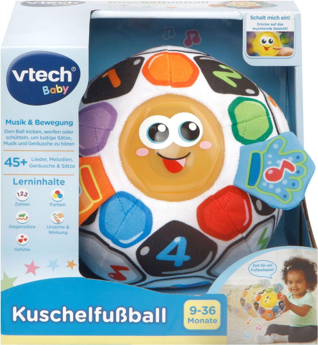 VTech Kuschelfussball Zoomizoos (DE) Lernspiel