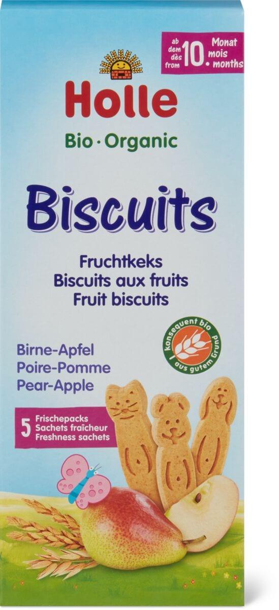 Biscuits Birne Apfel
