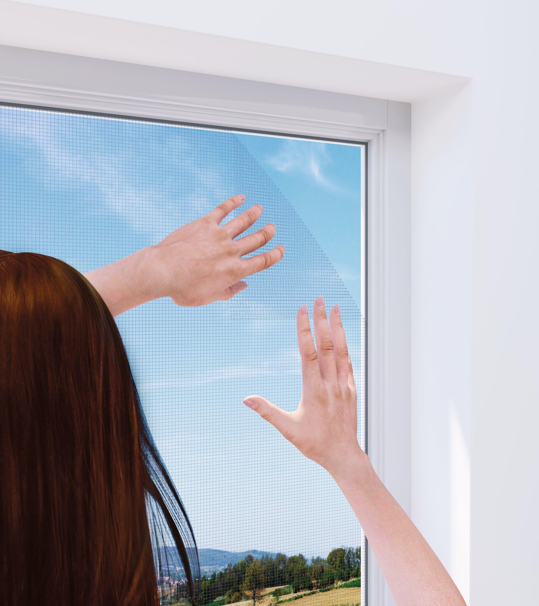 Windhager Fenster STANDARD Moustiquaire
