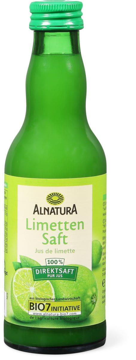 Alnatura Jus de citron vert