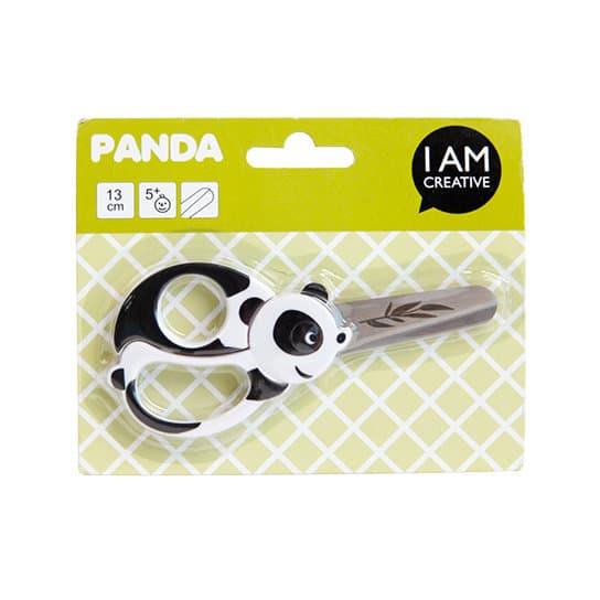 I AM CREATIVE CISEAUX POUR ENFANTS, PANDA