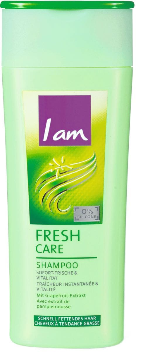 I am Fresh Care Shampooing