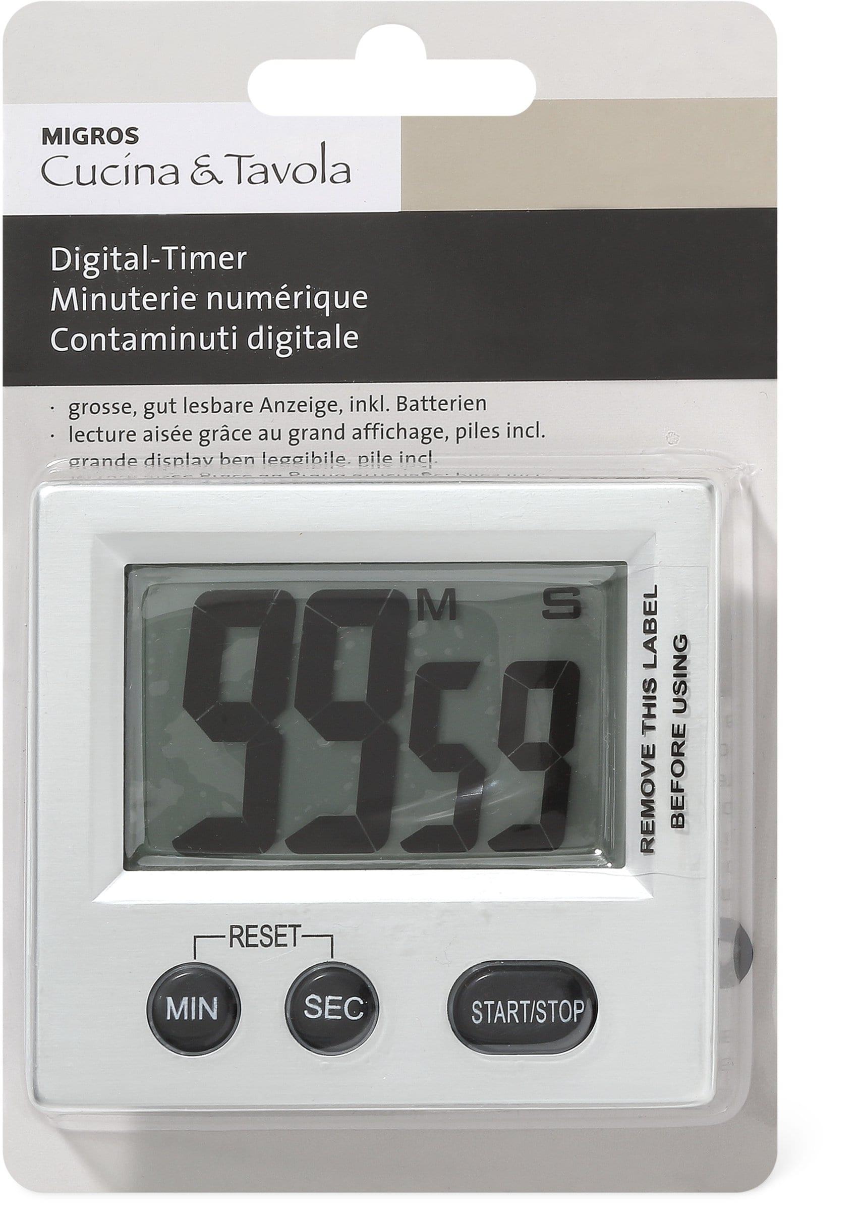 Cucina & Tavola Minuterie numérique
