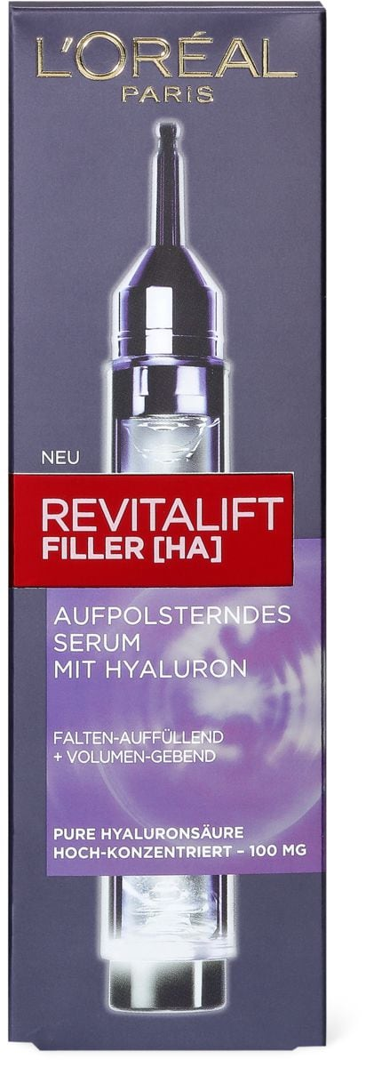 L'Oréal Revitalift Filler Sérum