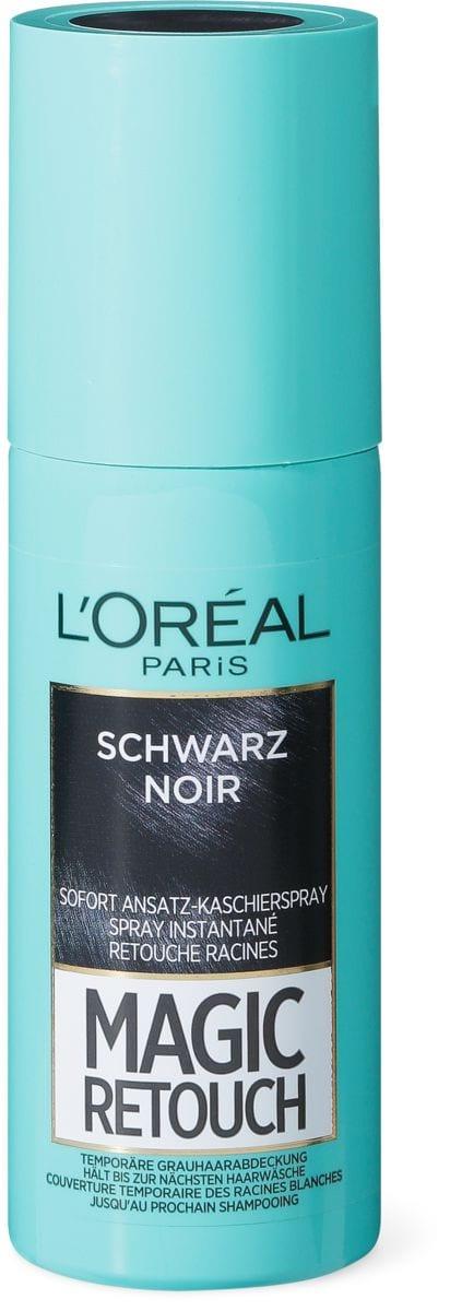 L'Oréal Paris - Magic Retouch Haaransatz-Spray - Schwarz