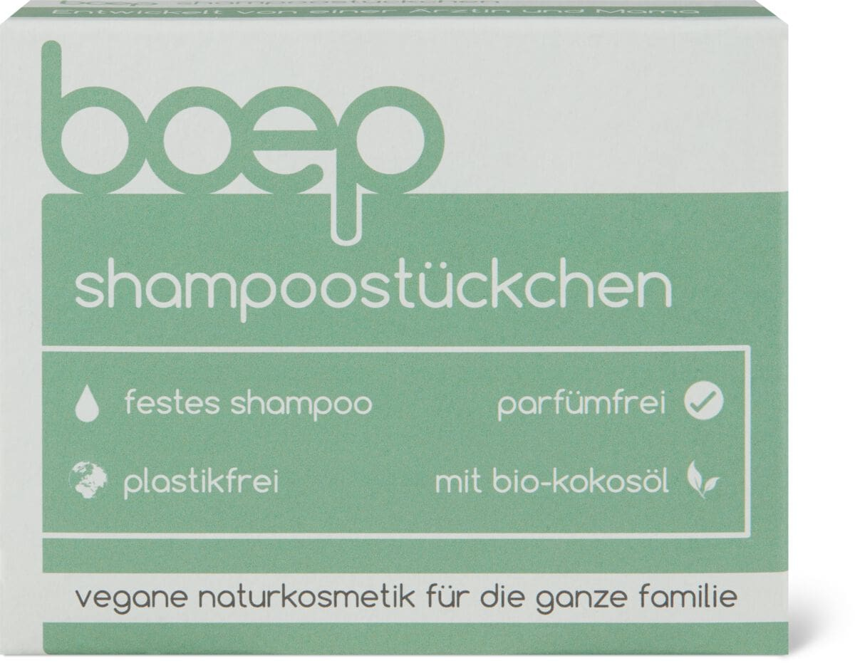 Boep Boep Shampoostückchen