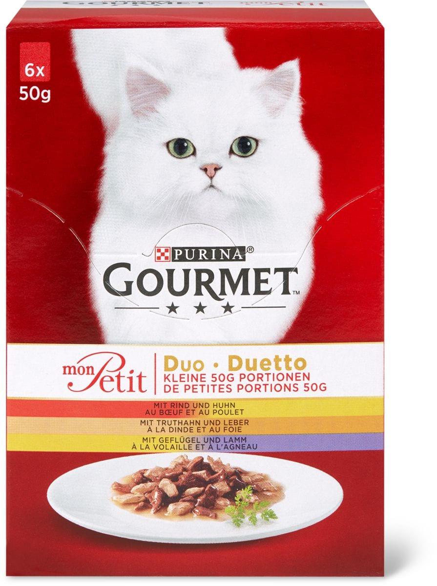 Gourmet mon Petit Duetto viande