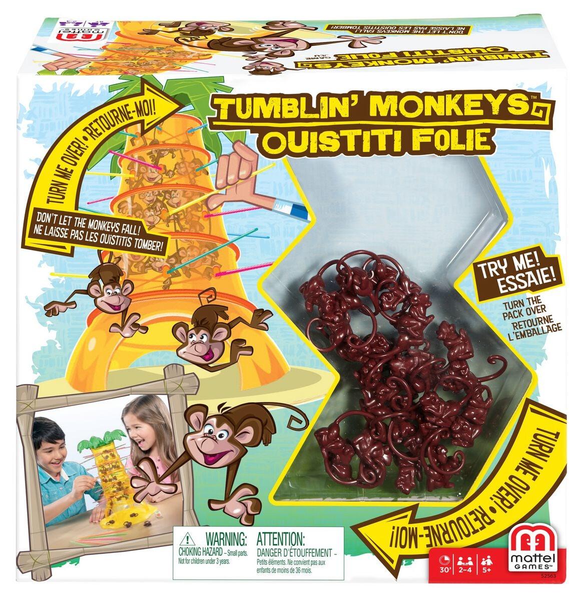 Mattel Games S.O.S. Affenalarm (D)