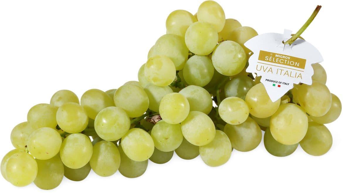 Sélection raisins Uva Italia