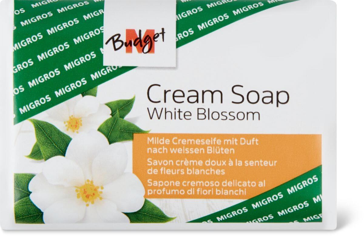 M-Budget Cremeseife White Blossom
