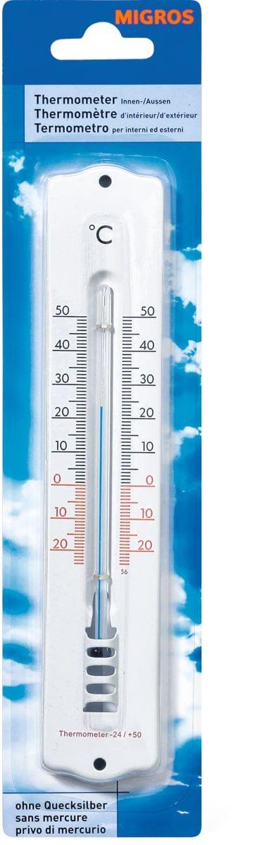 Termometro per interni / esterni