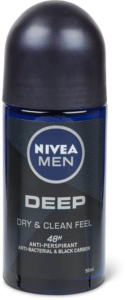 Nivea Men Deo Roll-on Deep