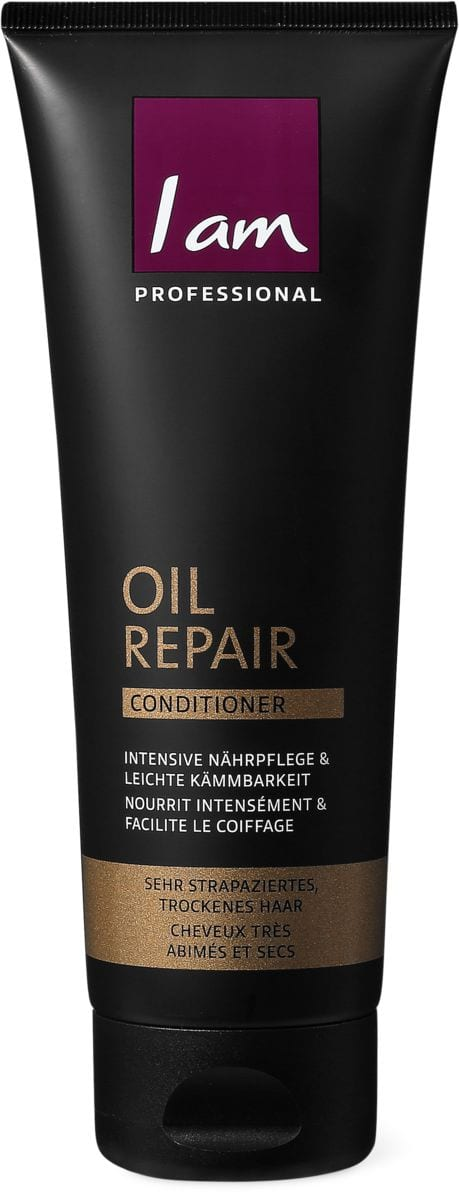 I am Professional Oil Repair Conditioner