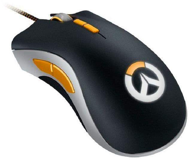 Razer Deathadder Elite Overwatch Edition Mouse