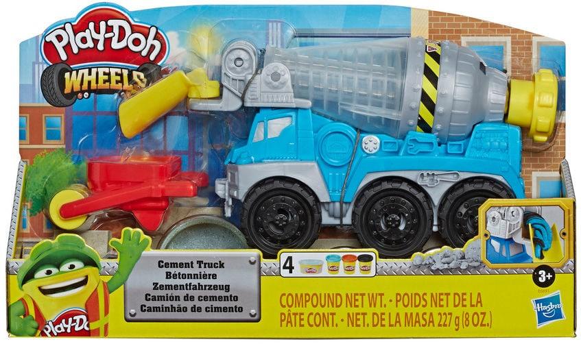 Play-Doh Cementtruck Pongo