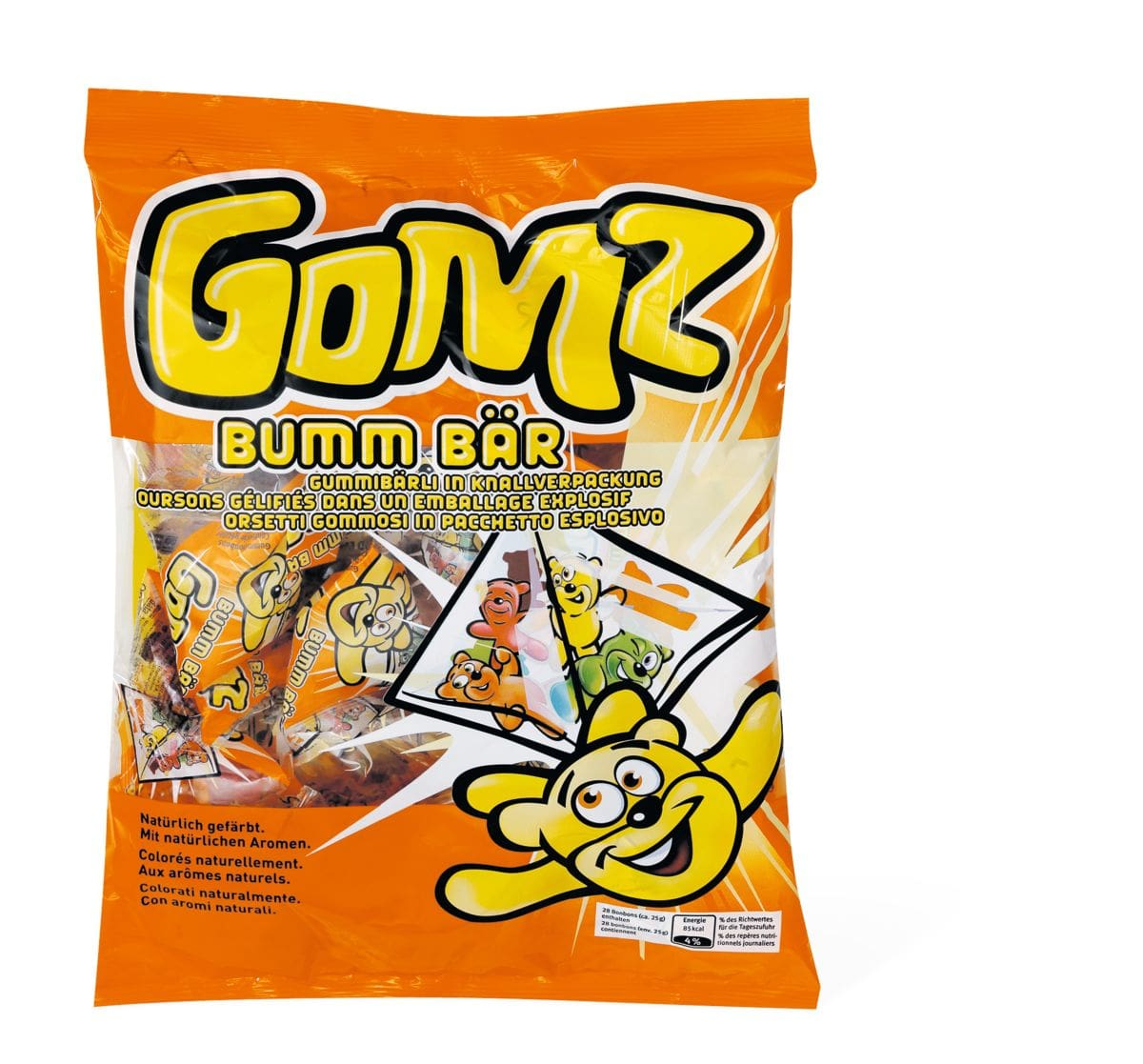 Gomz Bumm Bär Gummi-Bärli