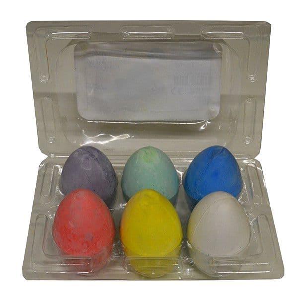 Il Gessetto Uovo 6 pezzo
