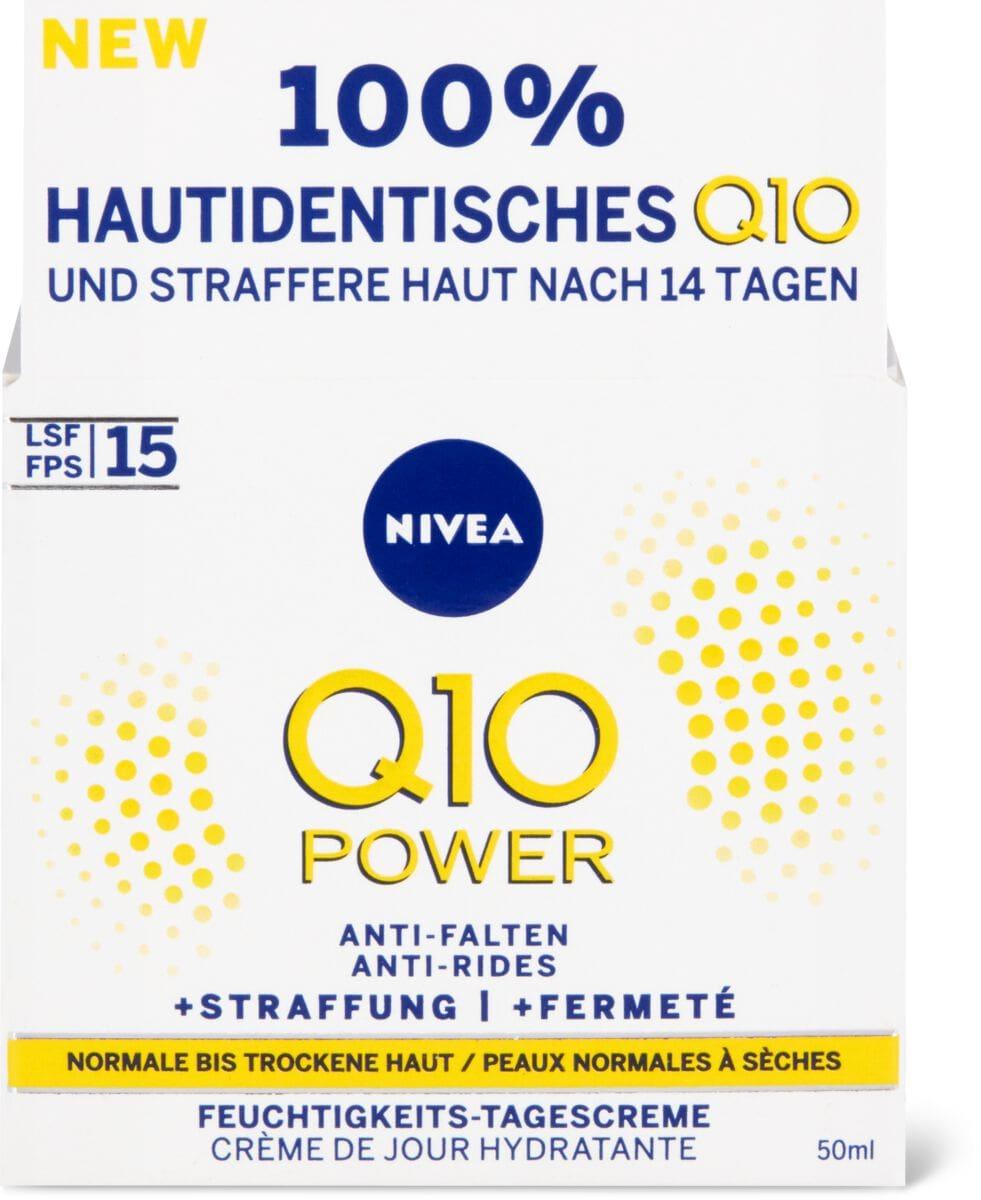 Nivea Visage Tagescreme Q10 Power