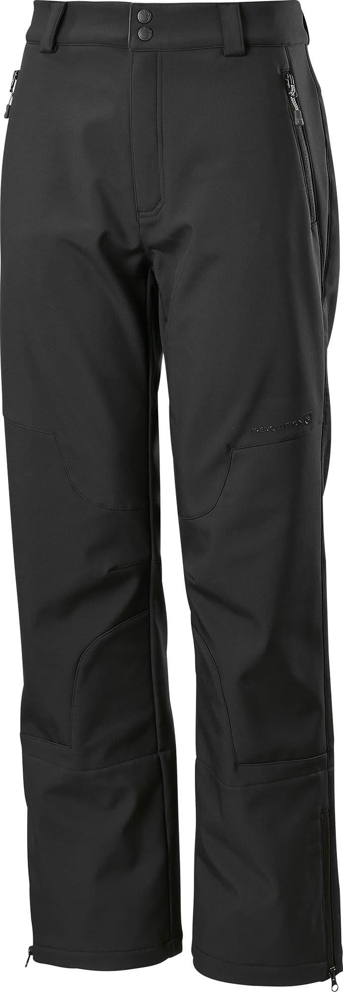 Trevolution Pantalone softshell misura corta da uomo Taglia corta