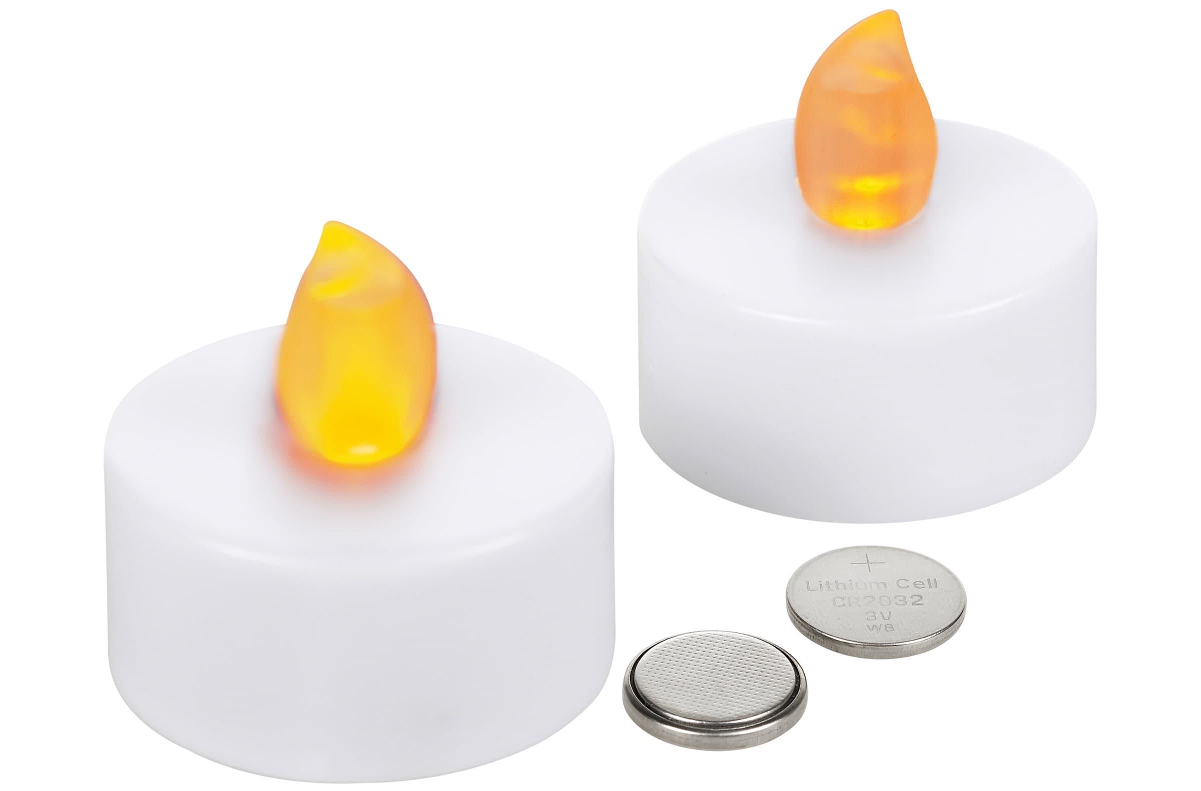 NORWIN Candele scaldavivande LED