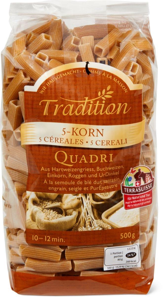 Tradition IP-Suisse 5-Korn Quadri