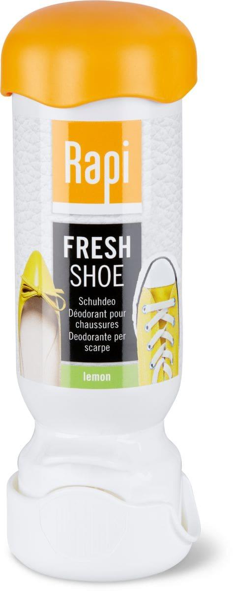 Rapi Deo Fresh Déo po. la chaussure