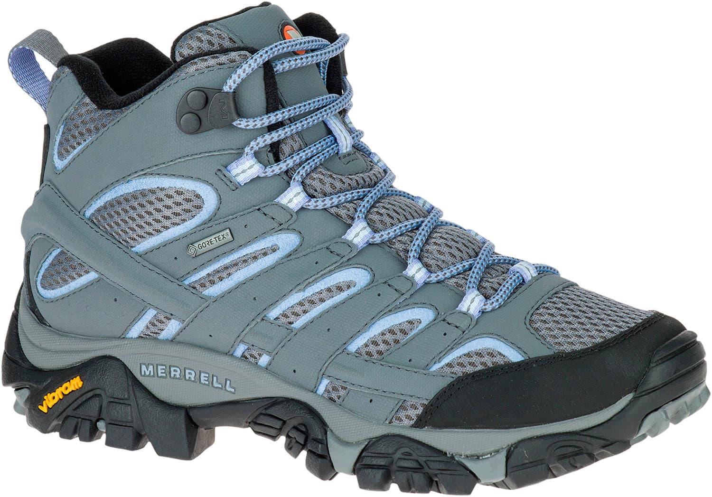 40fc54b503f Merrell Moab Mid 2 GTX Chaussures de randonnée pour femme