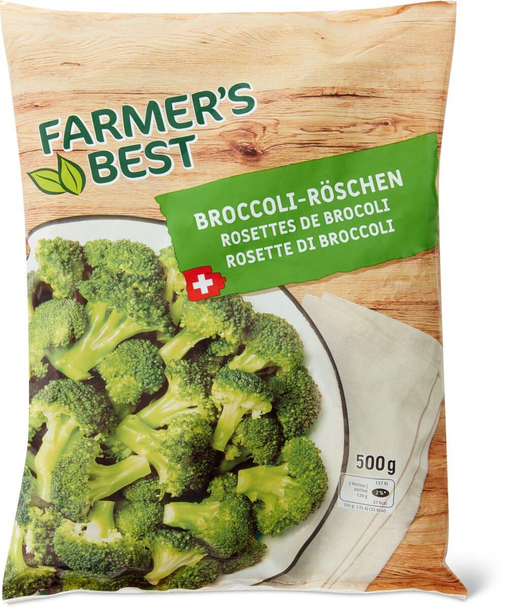 Farmer's Best Broccoli-Röschen