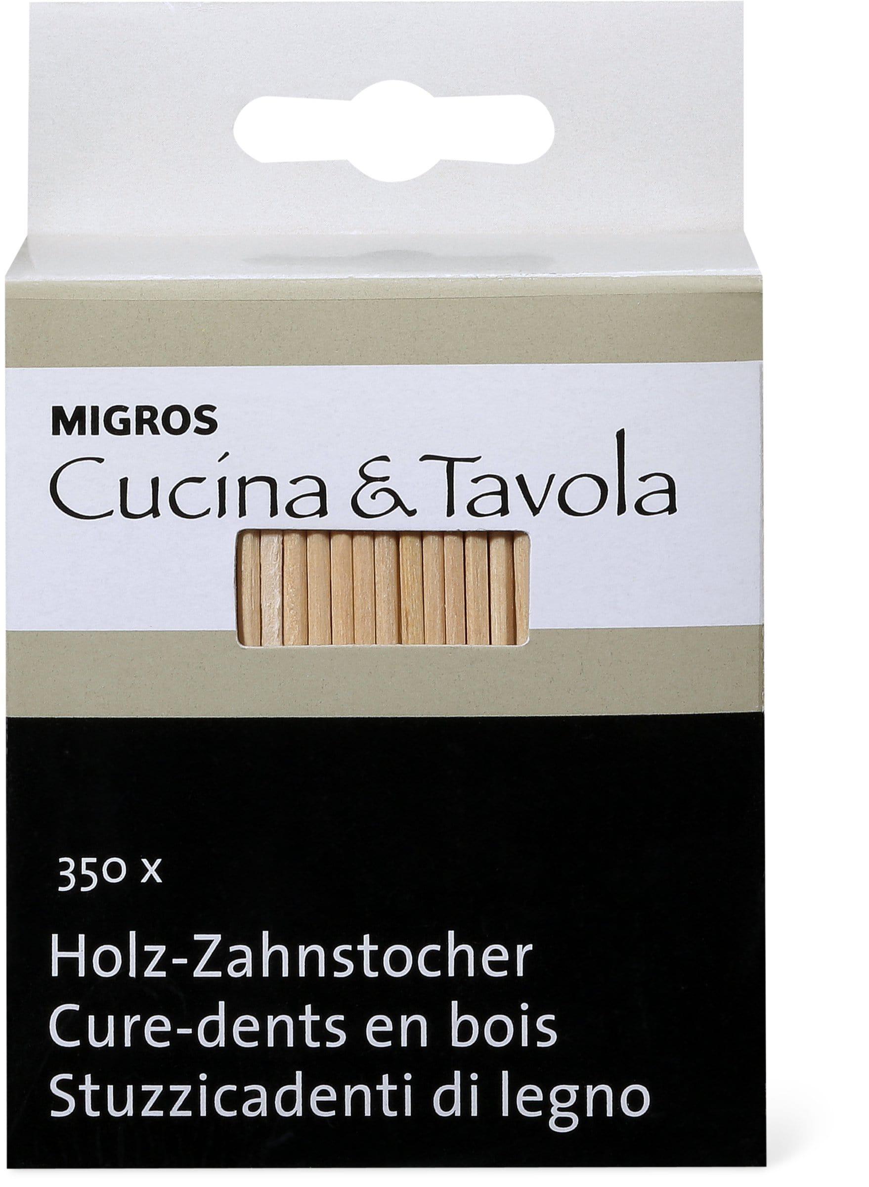 Cucina & Tavola Cure-dents en bois