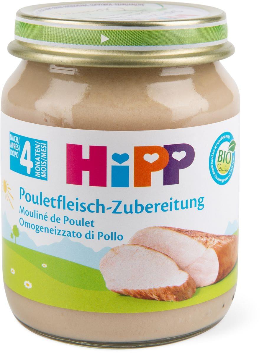 Bio HiPP Omogeneizzato di pollo