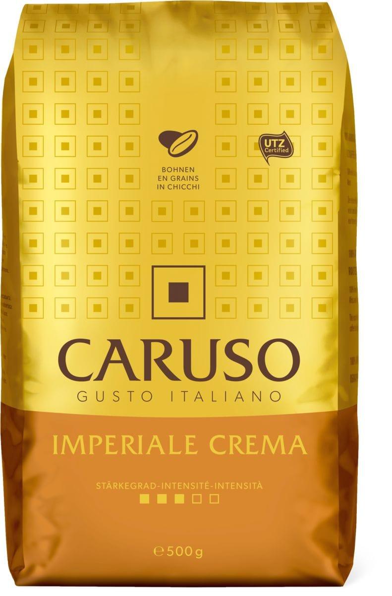 Caruso Imperiale Crema Bohnen 500g