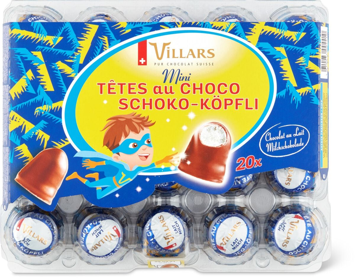 Villars Choco Mini Lait