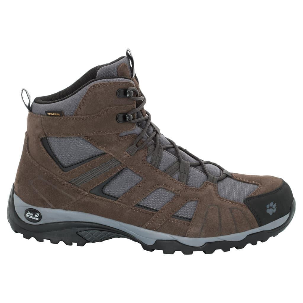 Jack Wolfskin Vojo Hike Mid Chaussures de randonnée pour homme