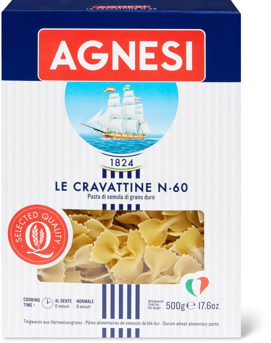Agnesi Cravattine