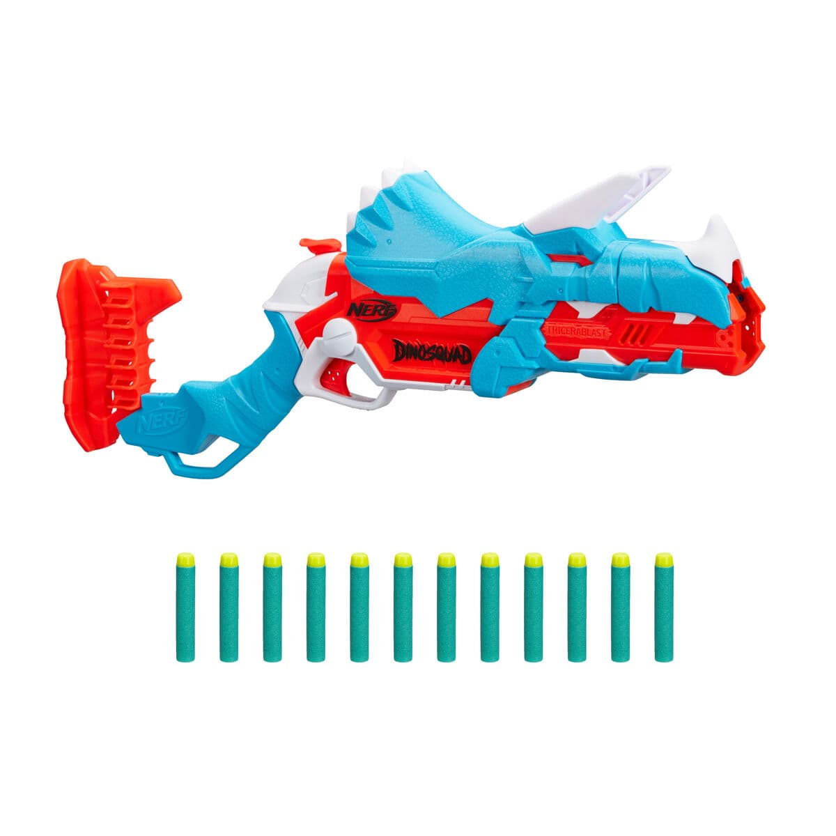 Nerf Tricerablast Blaster
