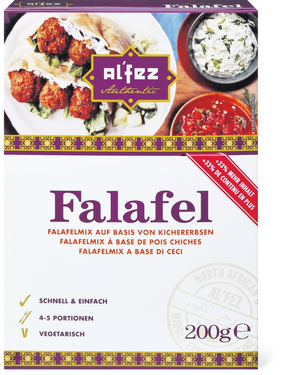 Al Fez Falafel Mix