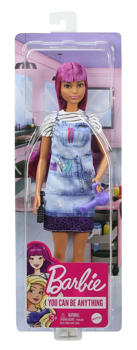 Barbie GTW36 Hairstyle Puppe