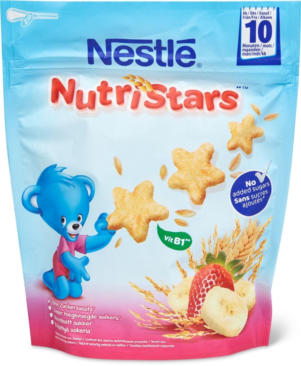 Nestlé Nutri Stars banane fraise