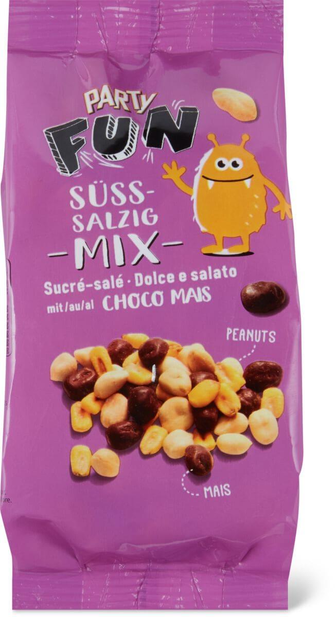 Party Süss-Salzig Mix
