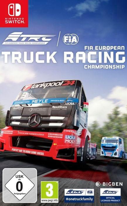 NSW - FIA European Truck Racing Championship D/F Box