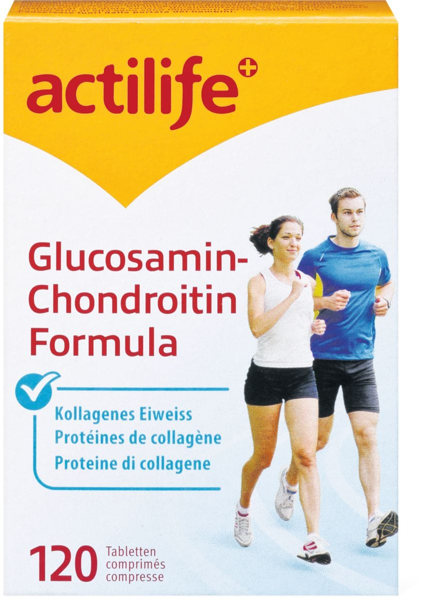 Actilife Glucosamin formula