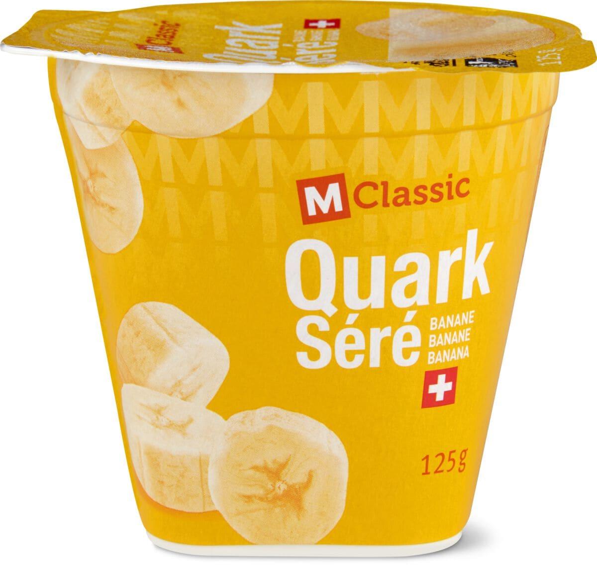 M-Classic Quark Banane